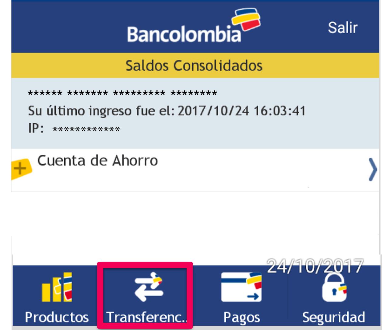 Transferir Plata Desde Bancolombia A Nequi Centro De Ayuda